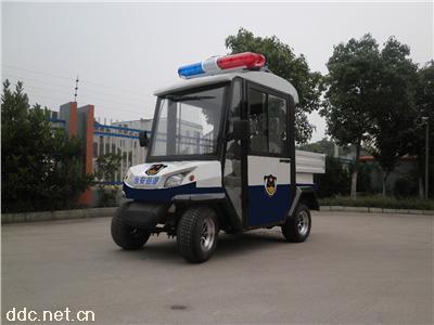 江苏德士隆电动巡逻车保安巡逻车景区巡逻车