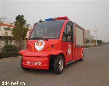 无锡德士隆电动消防巡逻车