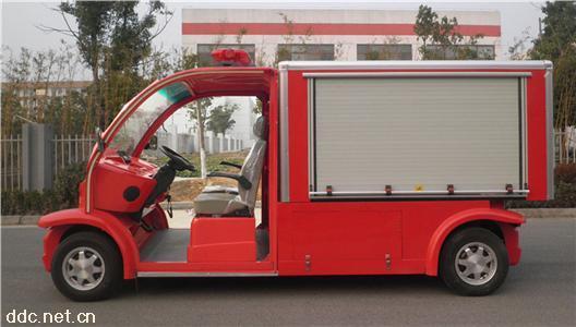 无锡德士隆电动消防车
