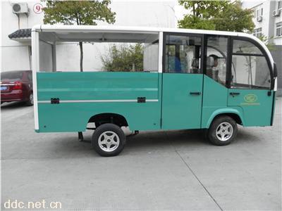 路朗专业生产客货两用电动车