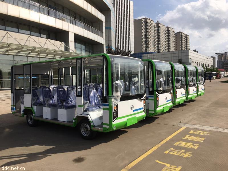 可以行使100公里以上的电动公交车