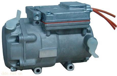 电动大巴空调压缩机