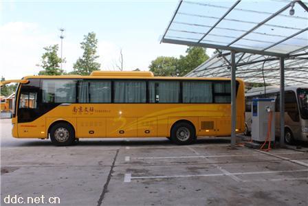 汽车充电桩-城市公交电动巴士充电桩解决方案