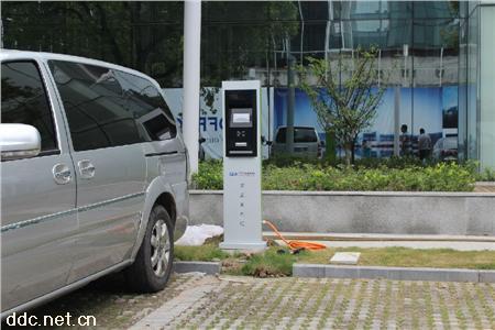 上海充电桩-电动汽车充电站解决方案
