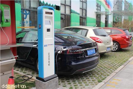 电动汽车充电桩-电动汽车充电站解决方案