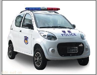 雅静电动巡逻车YJ-1