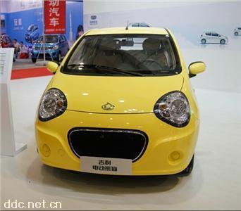 吉利熊猫电动汽车