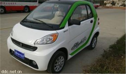 四轮电动轿车奔驰smart款东方锐达大阳款轿车