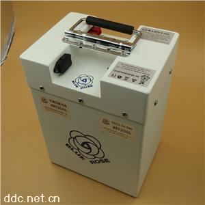 48v电动车锂电池图片