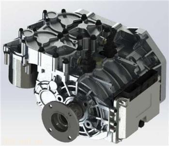 纯电动车用变速器