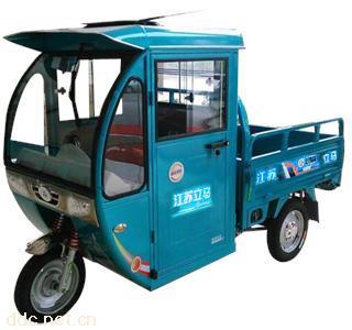 锐迪R9电动三轮车
