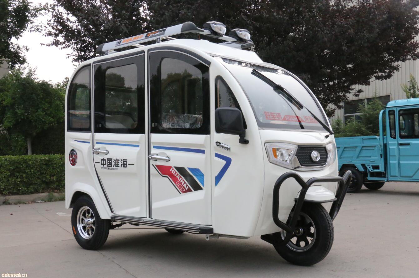 淮海-诺亚QG12电动篷车
