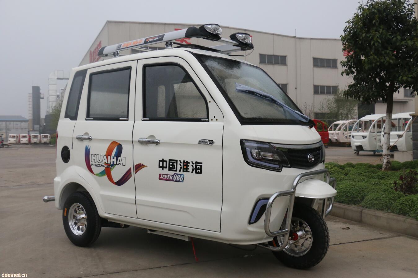 淮海-诺亚QB6A电动篷车