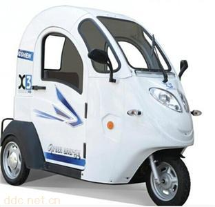 宗申福星X3-A全封闭老人代步车