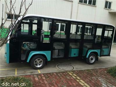 14座电动游览车