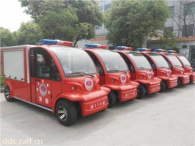 福建电动消防车