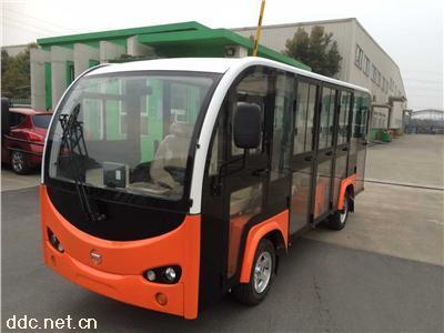 南京11座电动观光车