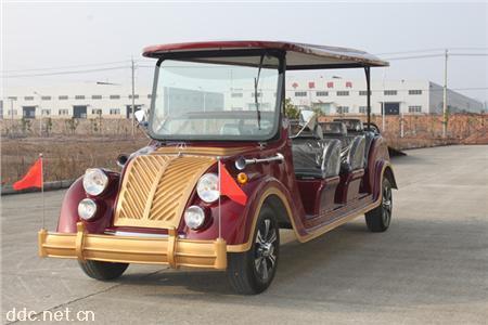 上海八座电动老爷车
