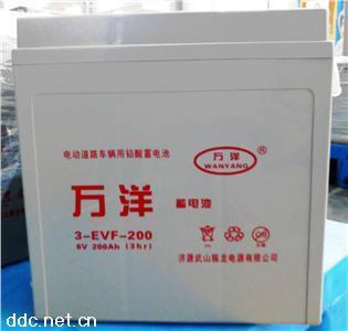 动力型铅酸免维护蓄电池