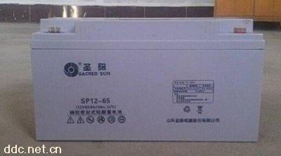 圣阳蓄电池SP12-65