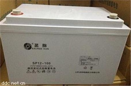 圣阳蓄电池SP12-100