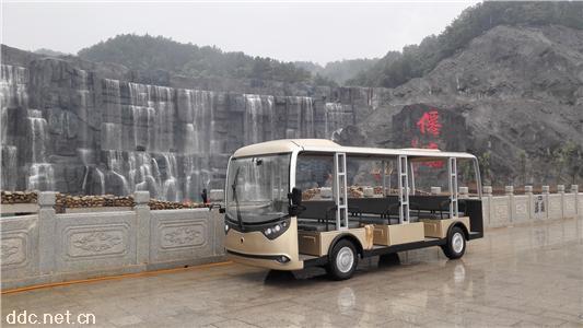 朗迈23座电动观光巴士
