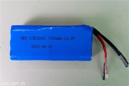 18650锂离子电池14.8V