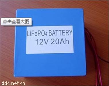 磷酸铁锂电池组-12V-30AH