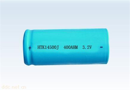 磷酸铁锂电池-14500