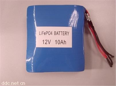 32650磷酸铁锂电池12V