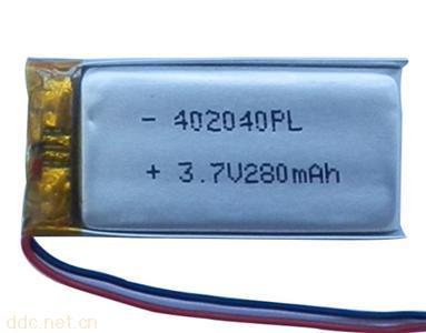 聚合物锂离子电池402040
