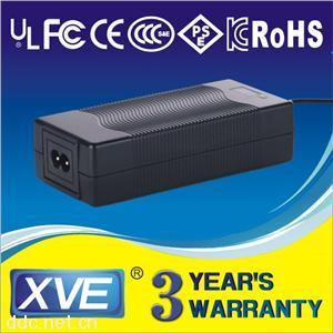 36V锂电池平衡扭扭车充电器42V1.5A认证
