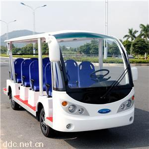 多座电动旅游观光车园区接驳车景区服务用车