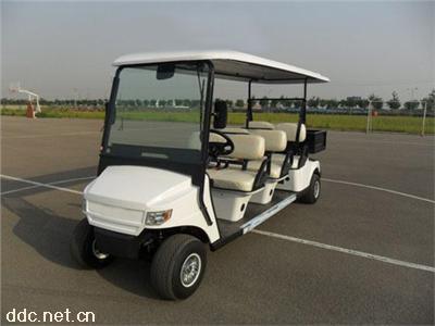 高尔夫球车6人座带货箱