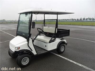 高尔夫球车2人座有货箱