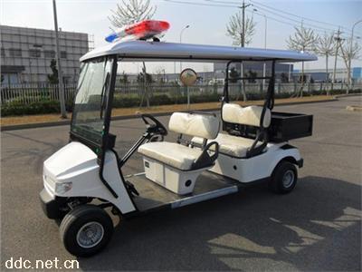 高尔夫球车4人座带货箱