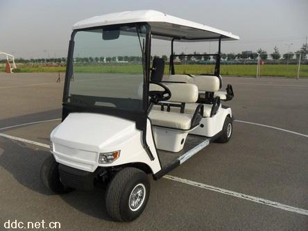 高尔夫球车6人座