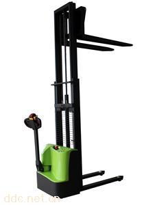 宇锋 步行式电动堆高车 1.5吨电动叉车 升高车 装卸车