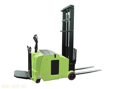 1/1.5/2吨配重式全电动堆高 叉车 平衡重式托盘堆高车