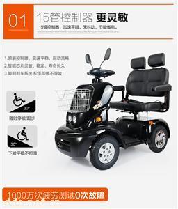 信步四轮电动车残疾车老年电动车信步XB-F-2老人代步车