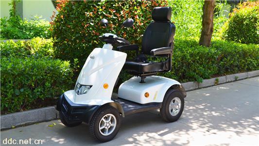 16款信步XB-H时尚款老年电动代步车休闲四轮车豪华座椅