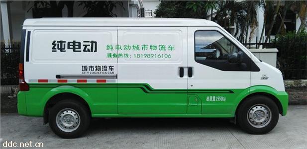 广州租电动汽车 电动面包车租赁