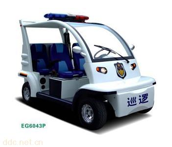 4座电动巡逻车