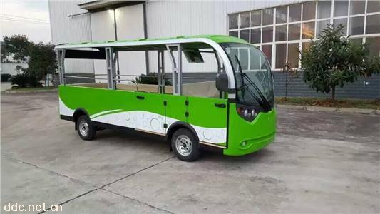 微公交旅游车