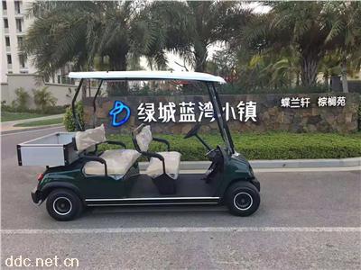 4座高尔夫观光车