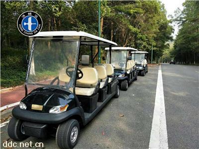 鸿畅达11座高尔夫球车
