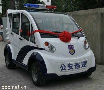 执法电瓶巡逻车价格