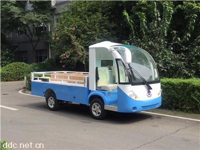 2T电动平板车