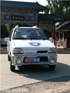生产电动汽车四轮电动车老年代步车电动轿车