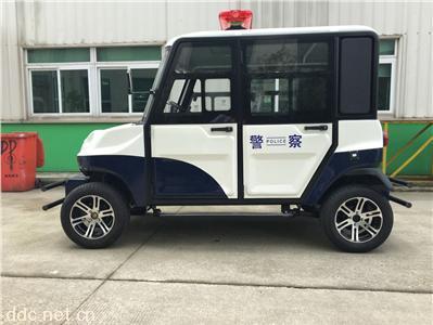 【杭州电动巡逻车】4座封闭电动巡逻车